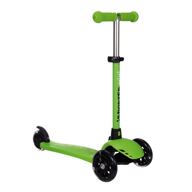 Παιδικό Πατίνι Bebe Stars iSporter Mini Green