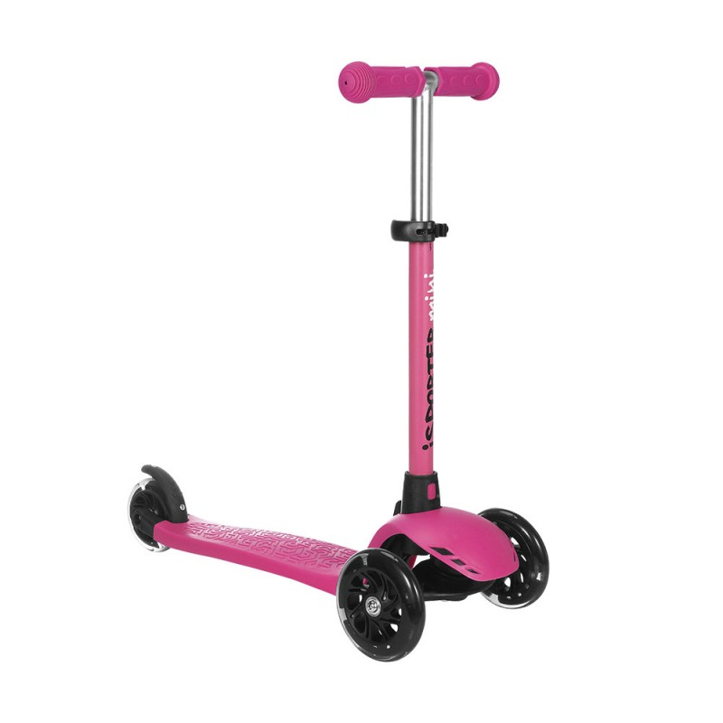 Παιδικό Πατίνι Bebe Stars iSporter Mini Pink