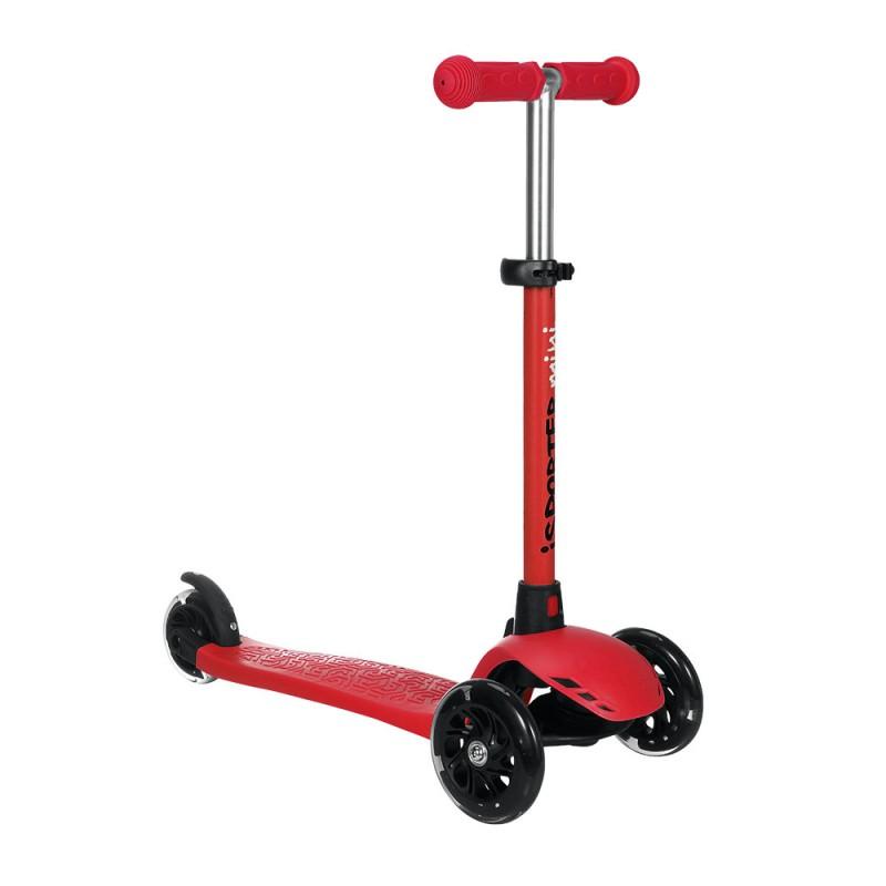 Παιδικό Πατίνι Bebe Stars iSporter Mini Red