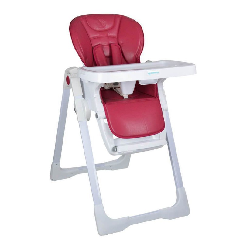 Καρέκλα Φαγητού Bebe Stars Meal Red