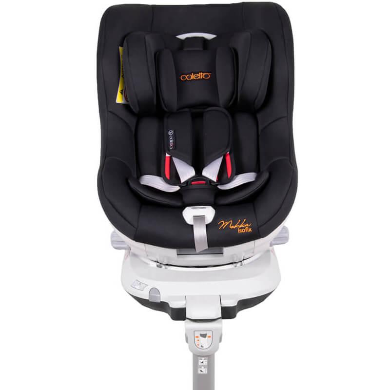 Κάθισμα αυτοκινήτου Coletto Mokka Isofix 0-18kg Black