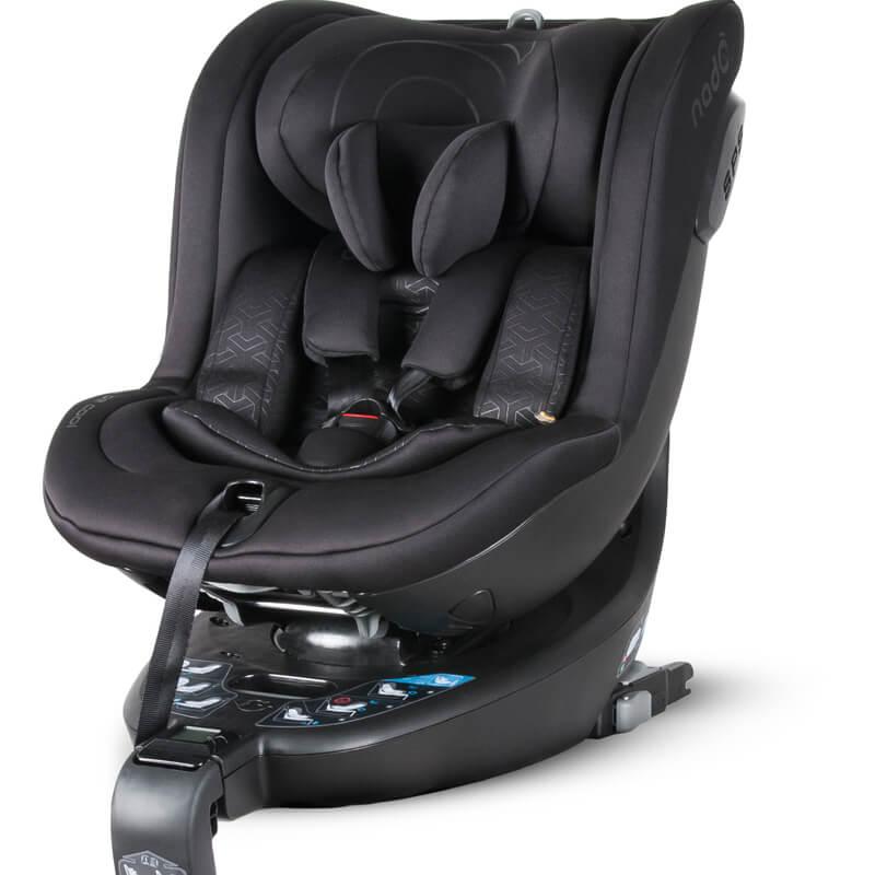 Βρεφικό Κάθισμα Αυτοκινήτου Coletto Nado iSize 0-18kg Black