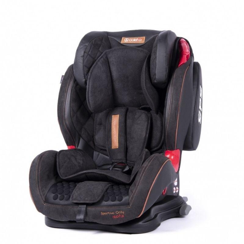 Κάθισμα Aυτοκινήτου Coletto Sportivo ONLY Isofix 9-36kg Black