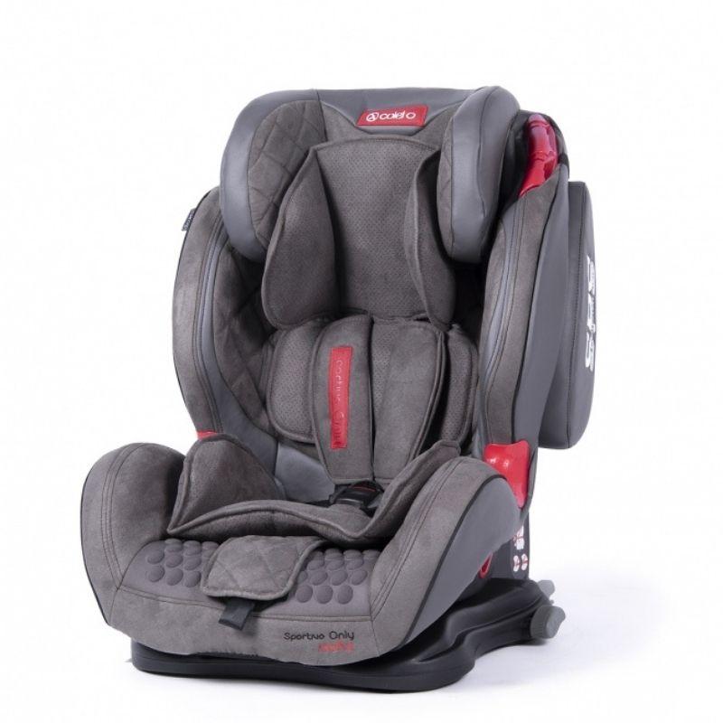 Κάθισμα Aυτοκινήτου Coletto Sportivo ONLY Isofix 9-36kg Grey