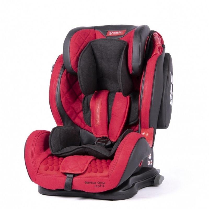Κάθισμα Aυτοκινήτου Coletto Sportivo ONLY Isofix 9-36kg Red