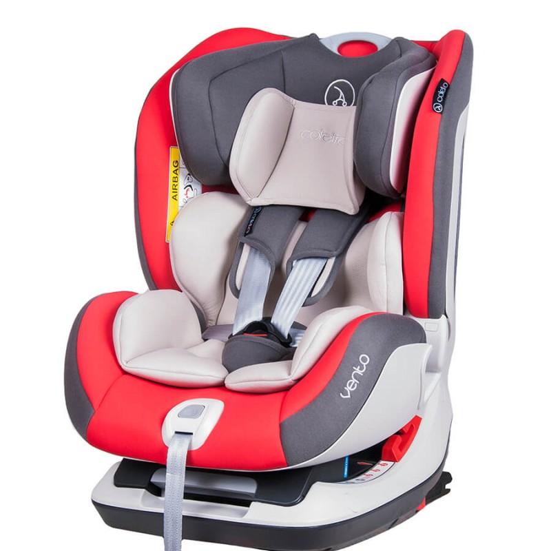 Κάθισμα αυτοκινήτου Coletto Vento Isofix 0-25kg Red