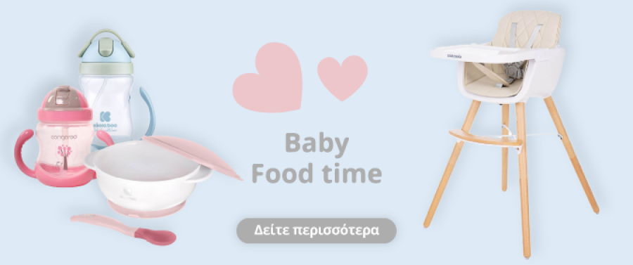 Baby Food Time