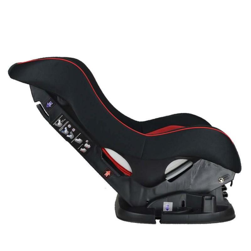 Κάθισμα Αυτοκινήτου Bebe Stars Evolution 0-18kg Red