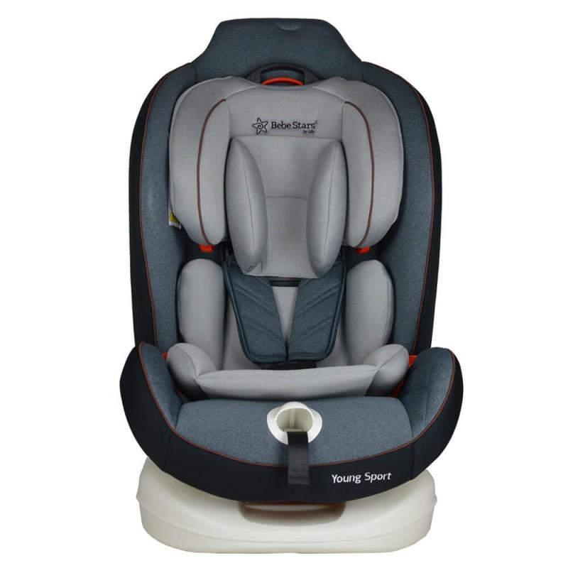 Κάθισμα αυτοκινήτου Bebe Stars Young Sport 0-25kg Black