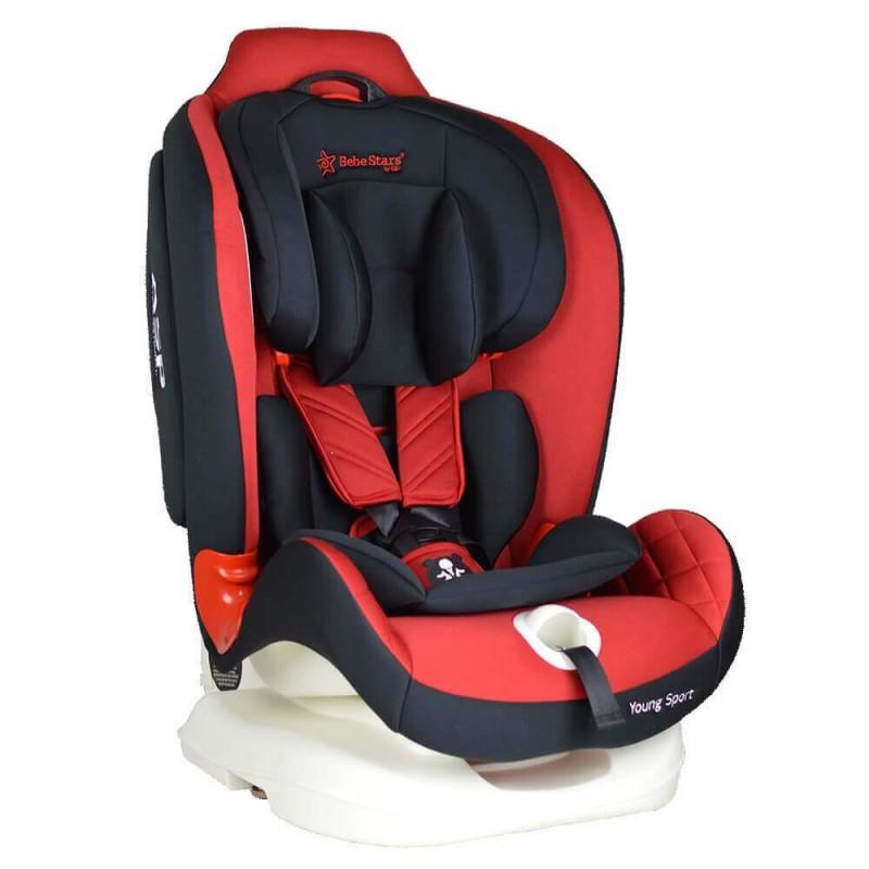 Κάθισμα αυτοκινήτου Bebe Stars Young Sport 0-25kg Red