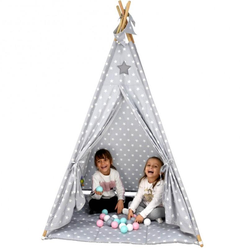 Παιδική Σκηνή Bebe Stars Stars με μπάλες