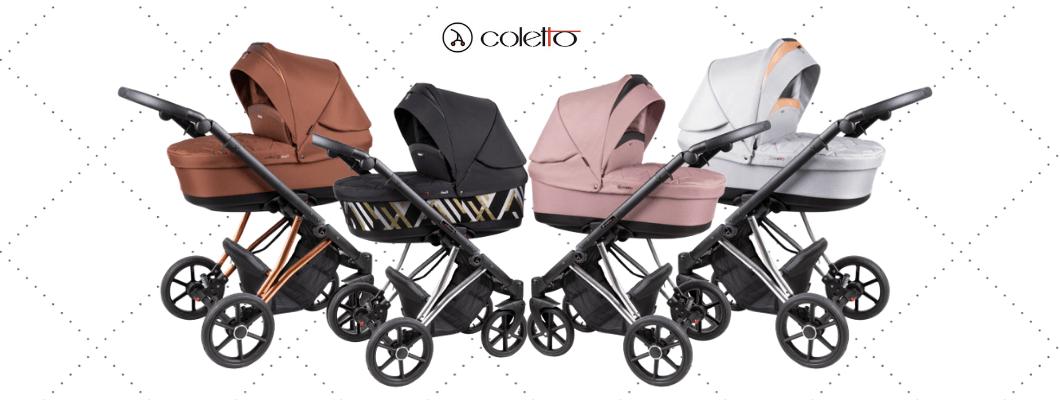 Το νέο πολυκαρότσι της αγοράς ''Coletto Craft''