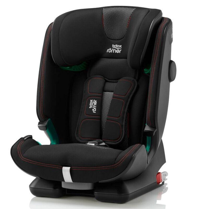 Κάθισμα Aυτοκινήτου Britax Advansafix 9-36kg i-Size Cool Flow Black