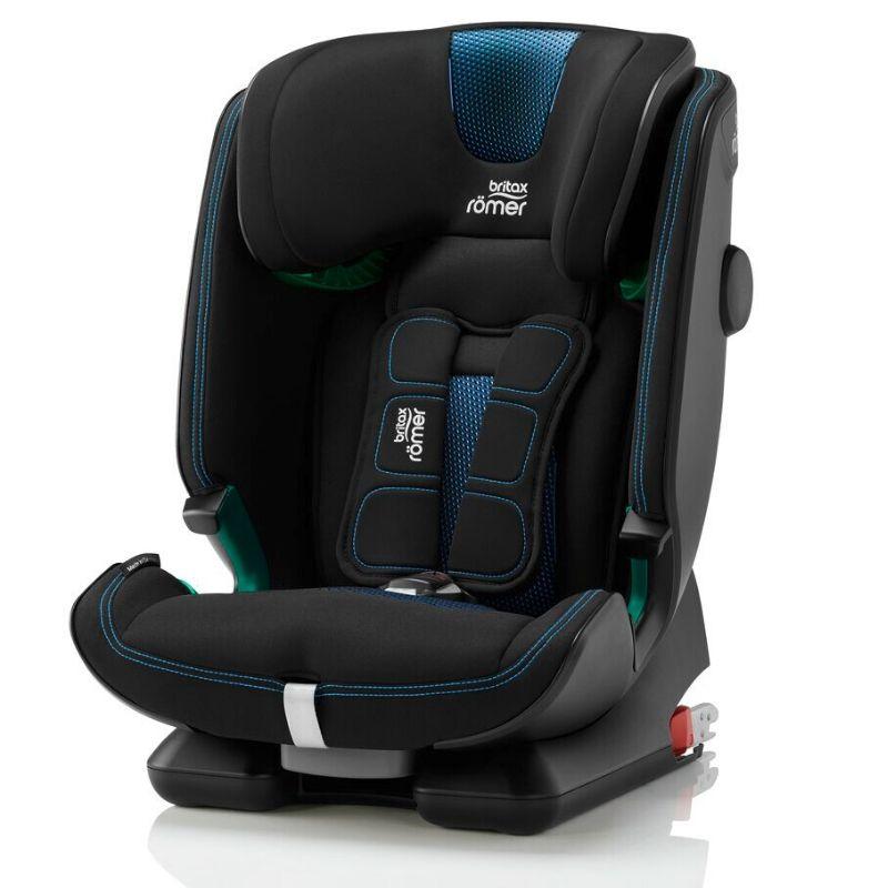 Κάθισμα Aυτοκινήτου Britax Advansafix 9-36kg i-Size Cool Flow Blue