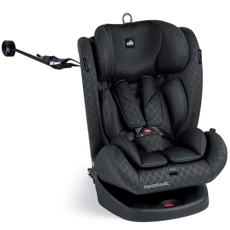 Κάθισμα Αυτοκινήτου Cam Panoramic Isofix 0-36kg Col.161