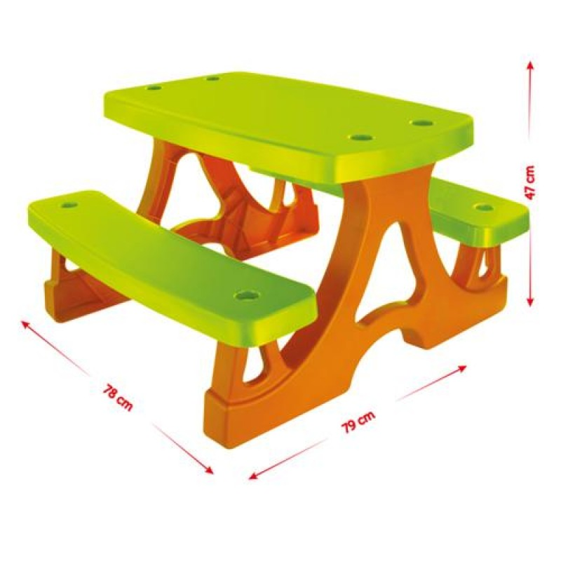 Τραπέζι Picnic Mochtoys 10722