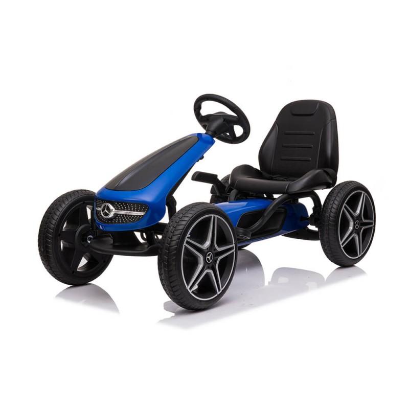 Παιδικό Κάρτ Byox Go Kart Mercedes-Benz EVA Blue