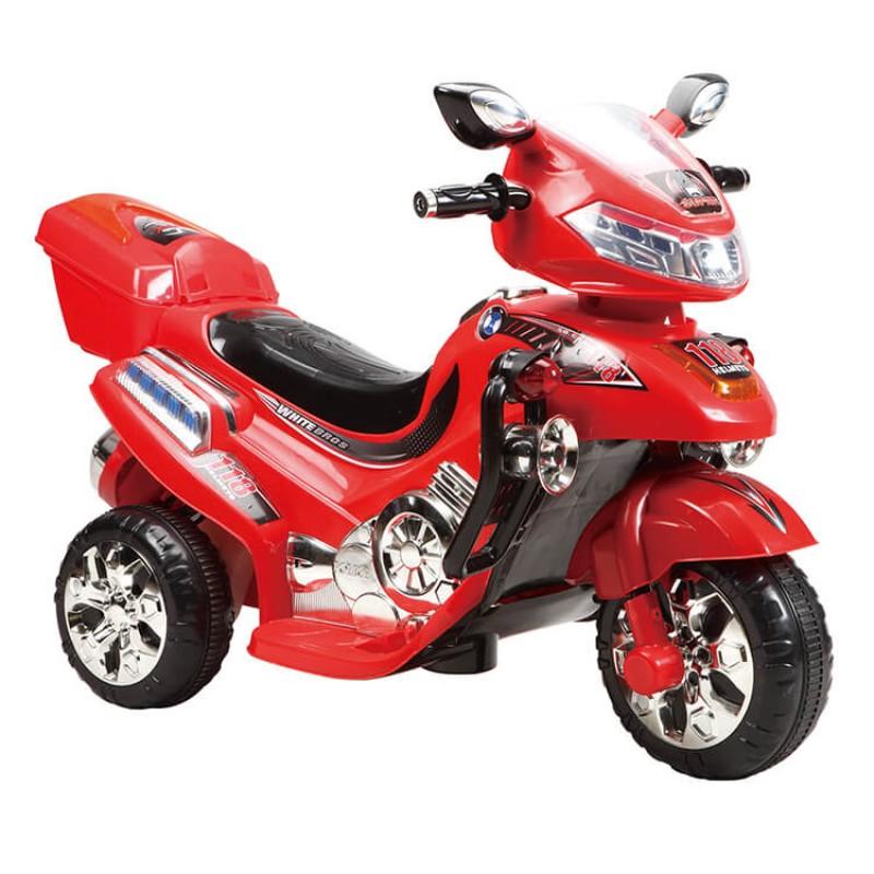 Ηλεκτροκίνητη Mηχανή Moni C031 Red