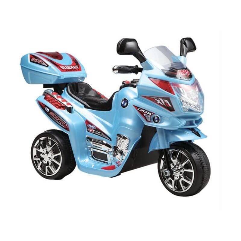 Ηλεκτροκίνητη Μηχανή Moni C051 Blue