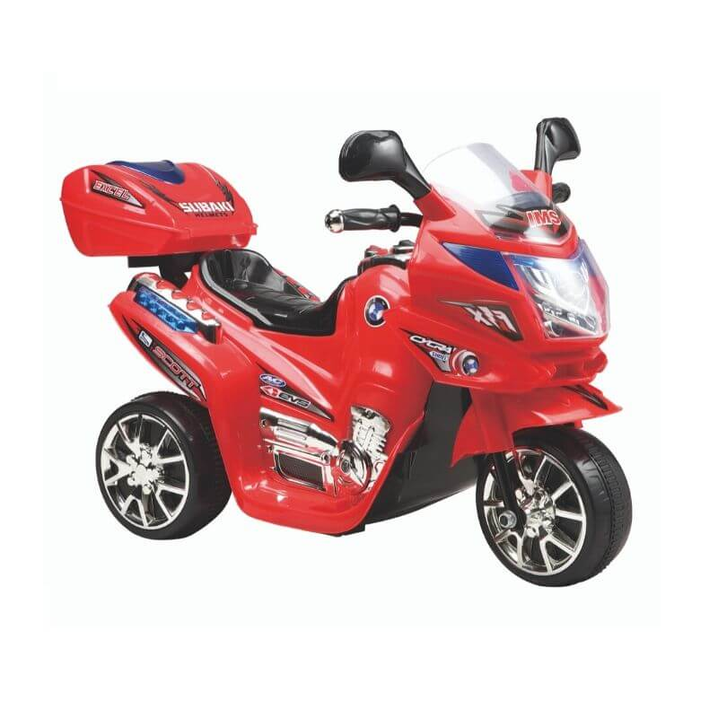 Ηλεκτροκίνητη Μηχανή Moni C051 Red