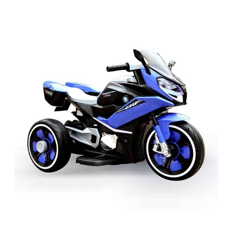 Ηλεκτροκίνητη Μηχανή Moni Cairo Blue