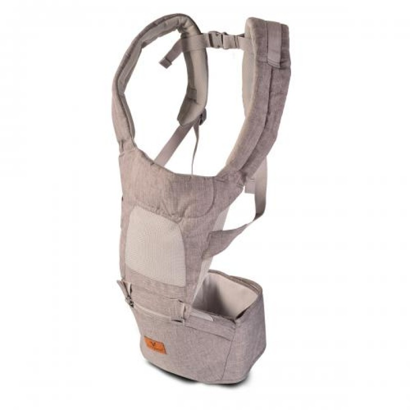 Μάρσιπο Cangaroo I Carry Light Grey
