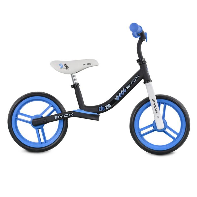 Παιδικό Ποδήλατο Ισορροπίας Byox Zig Zag Blue