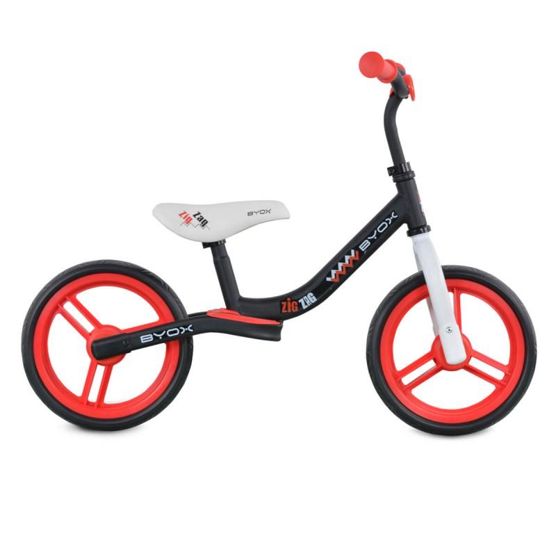 Παιδικό Ποδήλατο Ισορροπίας Byox Zig Zag Red