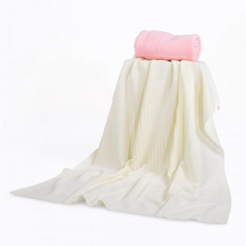Κουβέρτα Αγκαλιάς Cangaroo 100x90, 340 Beige