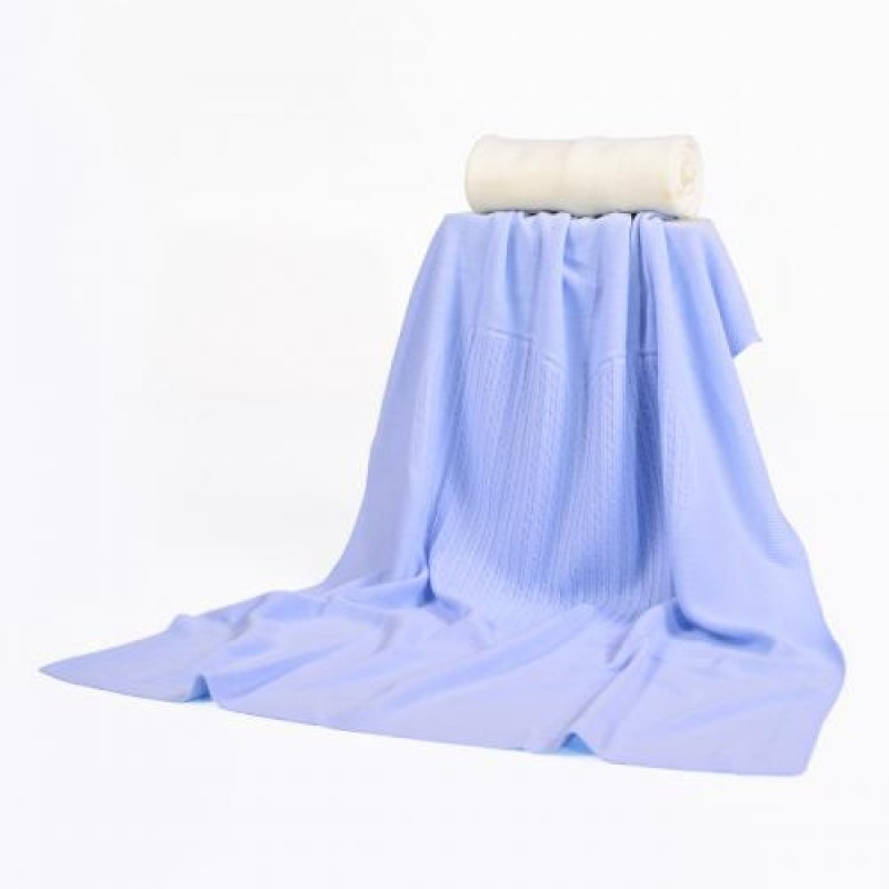 Κουβέρτα Αγκαλιάς Cangaroo 100x90, 340 Blue