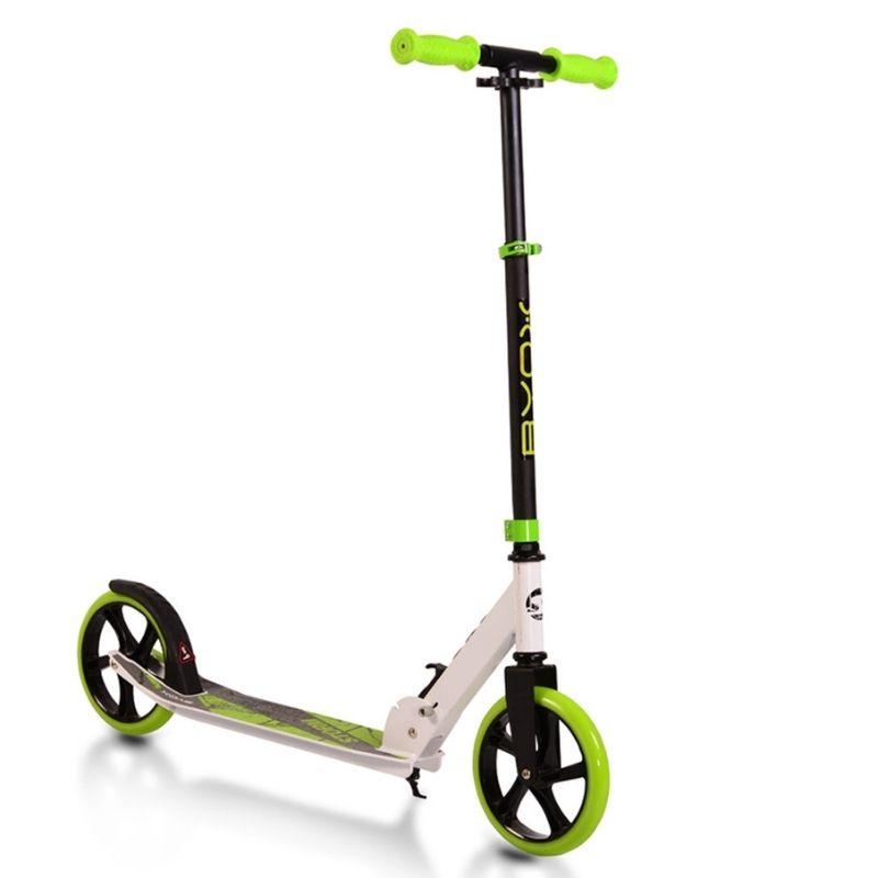 Παιδικό Πατίνι Byox Storm Green (Έως 100kg)