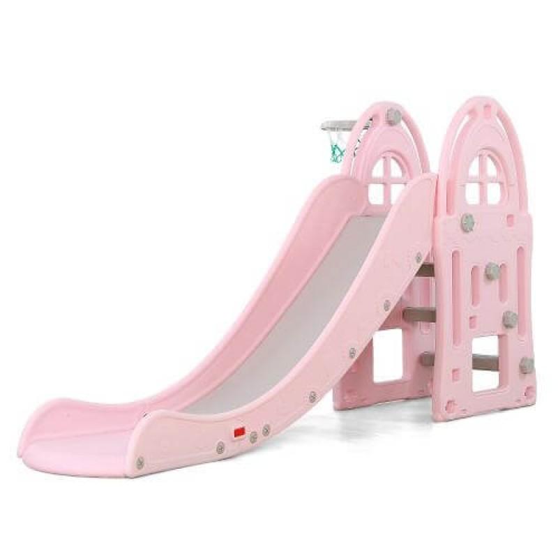 Παιδική Τσουλήθρα Moni Garden Alegra Pink