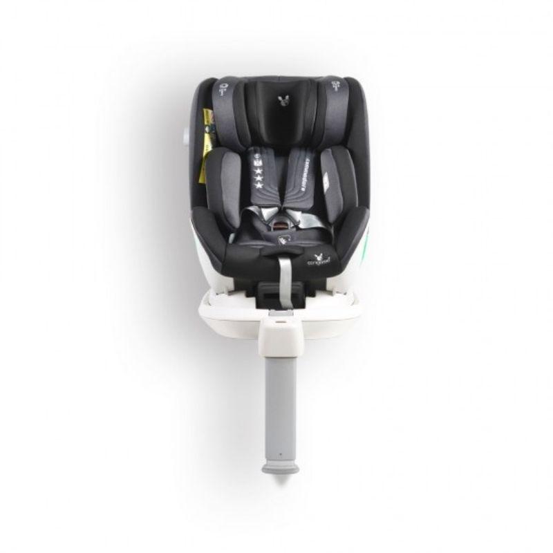 Κάθισμα Αυτοκινήτου Cangaroo Commodore Isofix 360° (0-36kg) Black