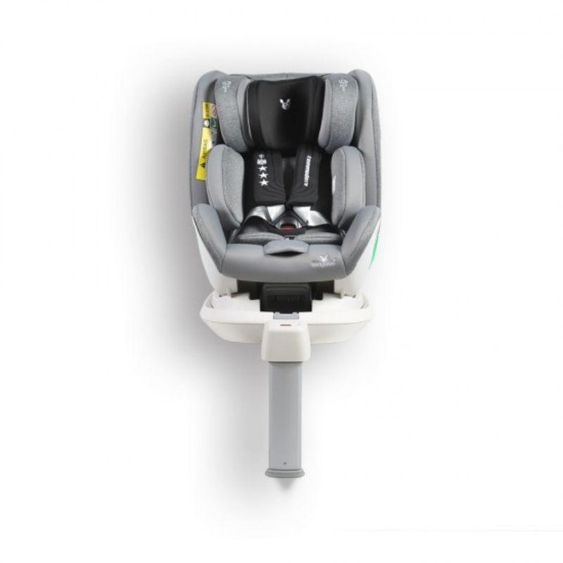 Κάθισμα Αυτοκινήτου Cangaroo Commodore Isofix 360° (0-36kg) Light Grey
