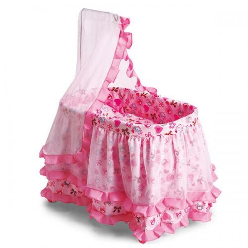 Λίκνο για Κούκλες Moni Princess 9376