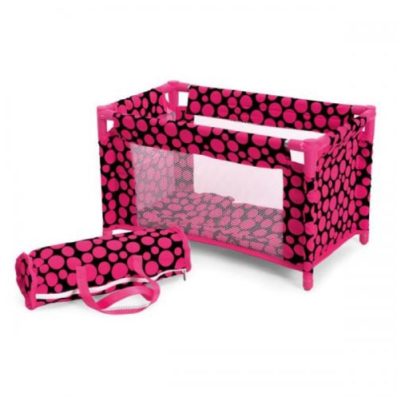 Πάρκο για κούκλες Moni Fantasy Pink