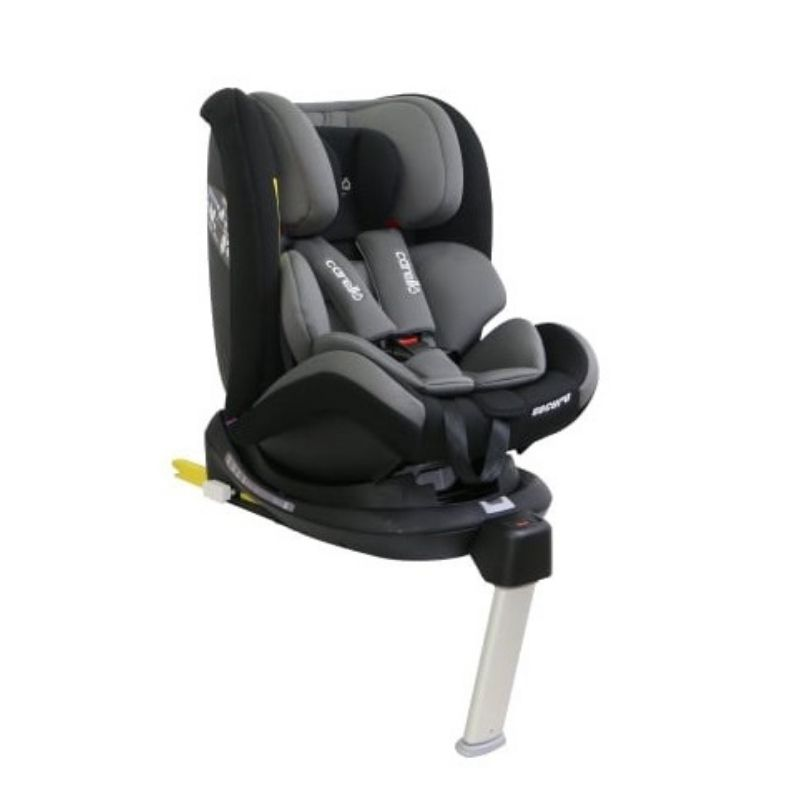 Κάθισμα αυτοκινήτου Carello Securo 360ᵒ Isofix 0-36kg Black