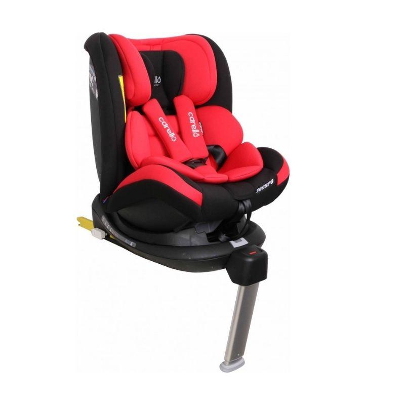Κάθισμα αυτοκινήτου Carello Securo 360ᵒ Isofix 0-36kg Red