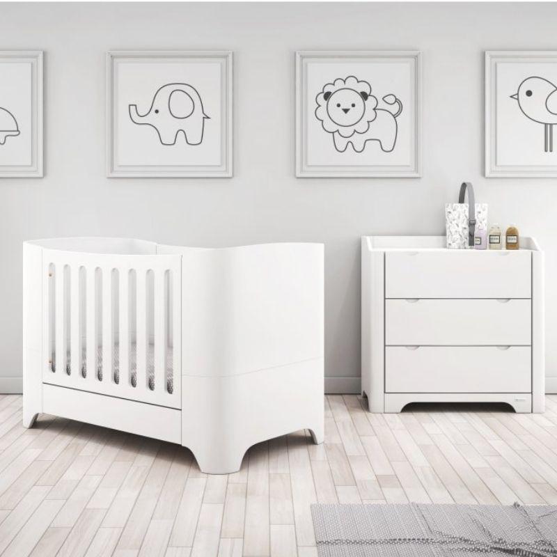 Παιδικό κρεβάτι λίκνο Casababy Harmony