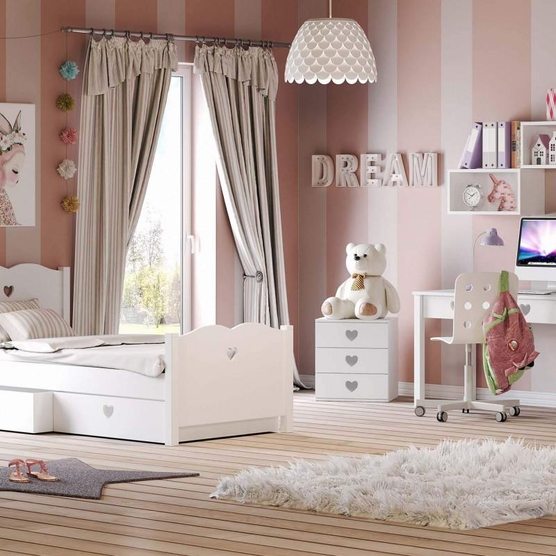 Κρεβάτι Μονό Casakids Feel 100x200 ή 100x214 cm