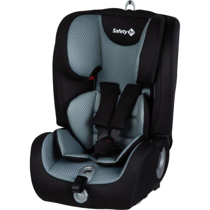 Κάθισμα Αυτοκινήτου Safety 1st Ever Fix Grey 9-36kg