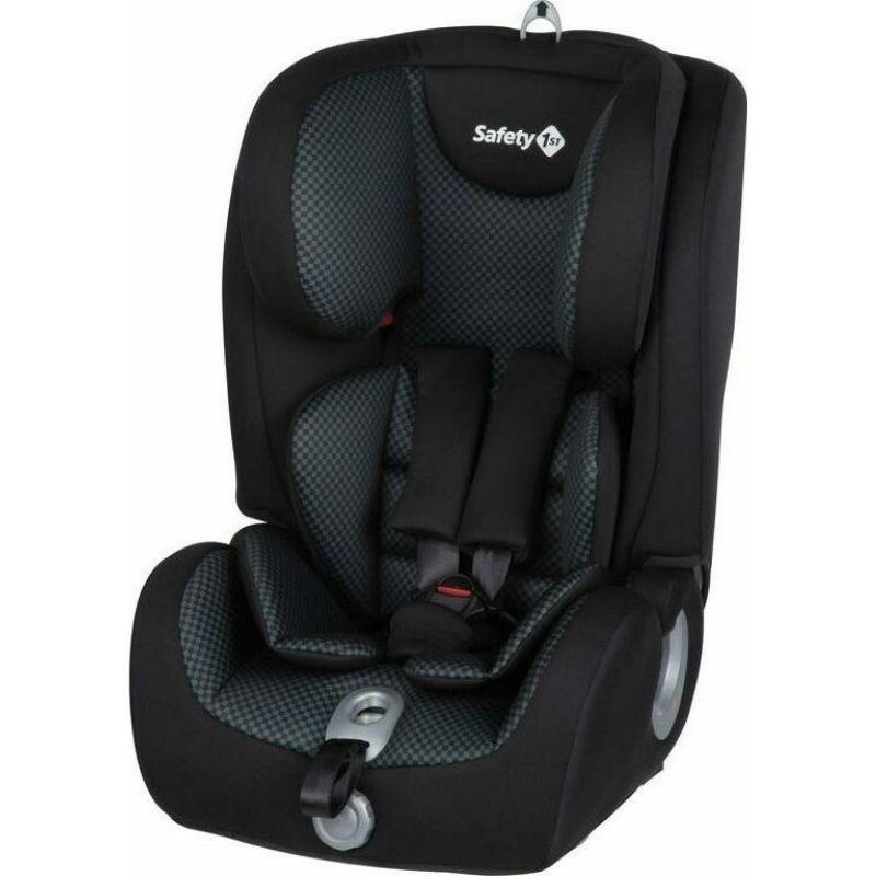Κάθισμα Αυτοκινήτου Safety 1st Ever Fix Pixel Black 9-36kg