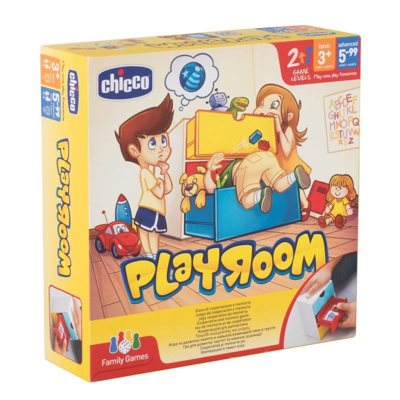 Επιτραπέζιο Παιχνίδι Chicco Playroom