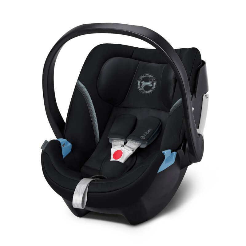 Βρεφικό Κάθισμα Αυτοκινήτου Cybex Aton 5 0-13kg Deep Black