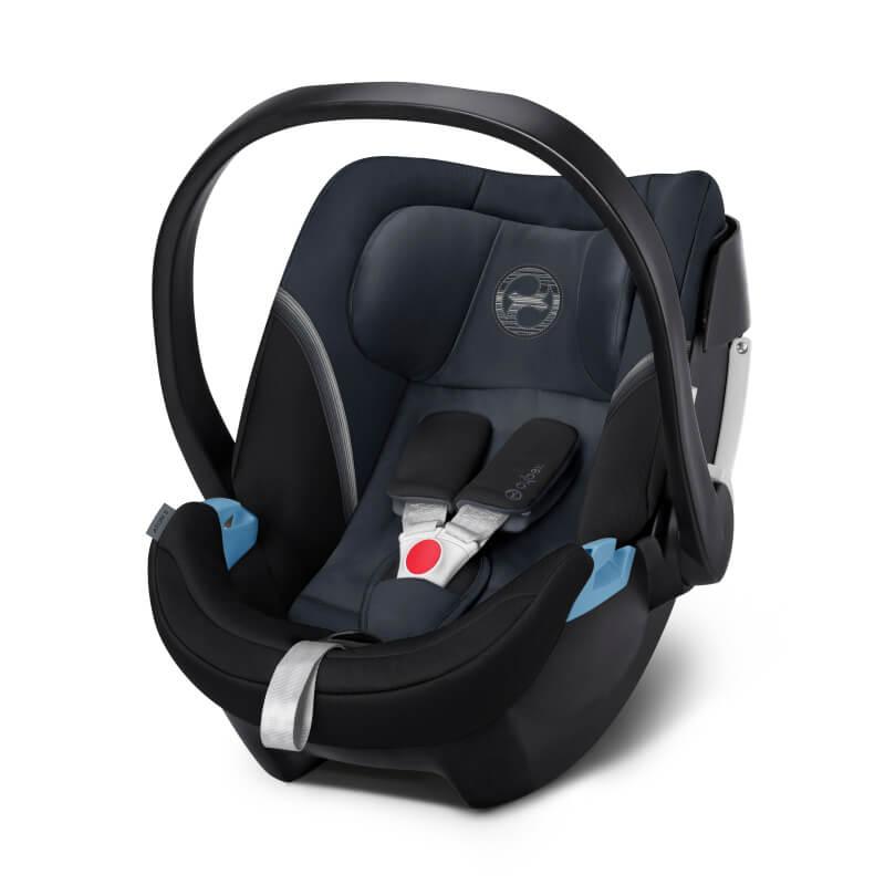 Βρεφικό Κάθισμα Αυτοκινήτου Cybex Aton 5 0-13kg Granite Black