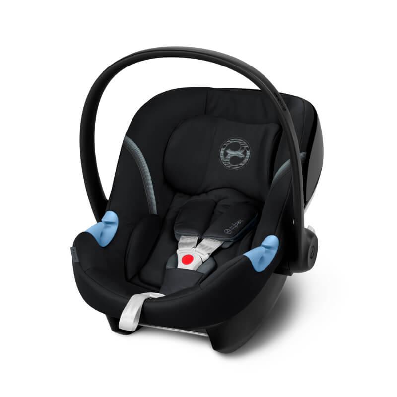 Βρεφικό Κάθισμα Αυτοκινήτου Cybex Aton M 0-13kg Deep Black