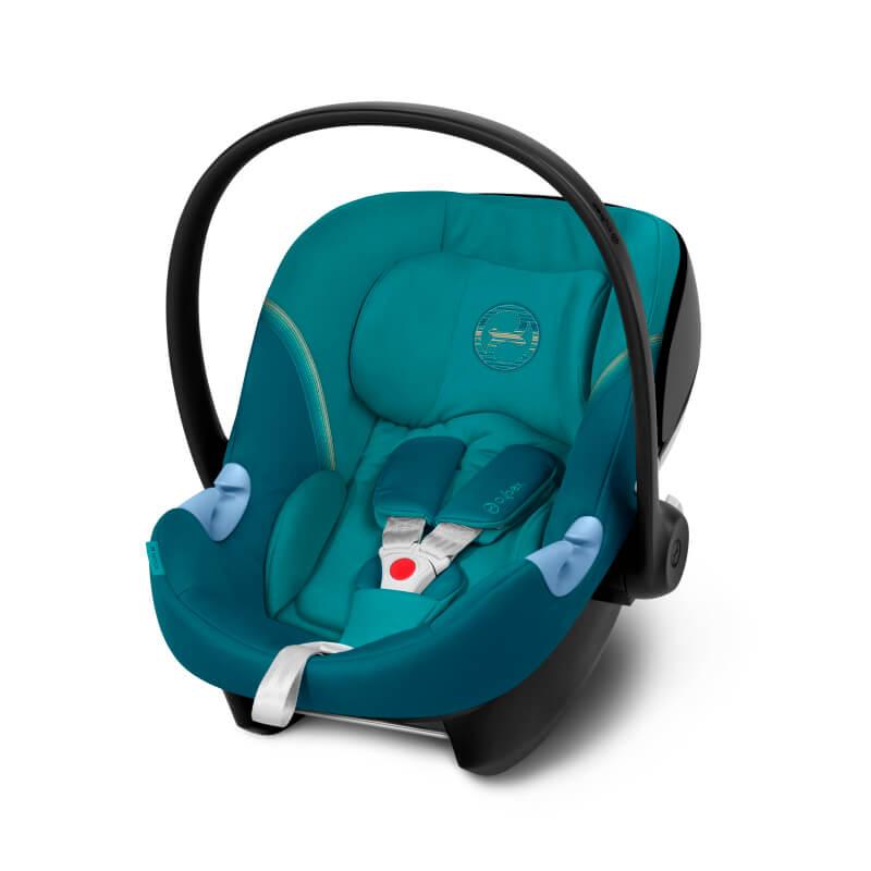 Βρεφικό Κάθισμα Αυτοκινήτου Cybex Aton M 0-13kg RIver Blue