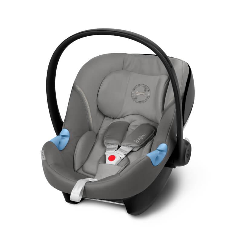 Βρεφικό Κάθισμα Αυτοκινήτου Cybex Aton M 0-13kg Soho Grey