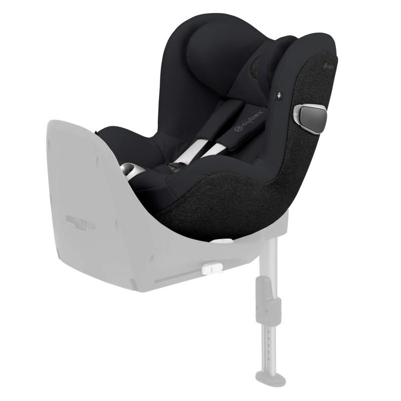 Κάθισμα Aυτοκινήτου Cybex Sirona Z I-Size 0-18kg Deep Black