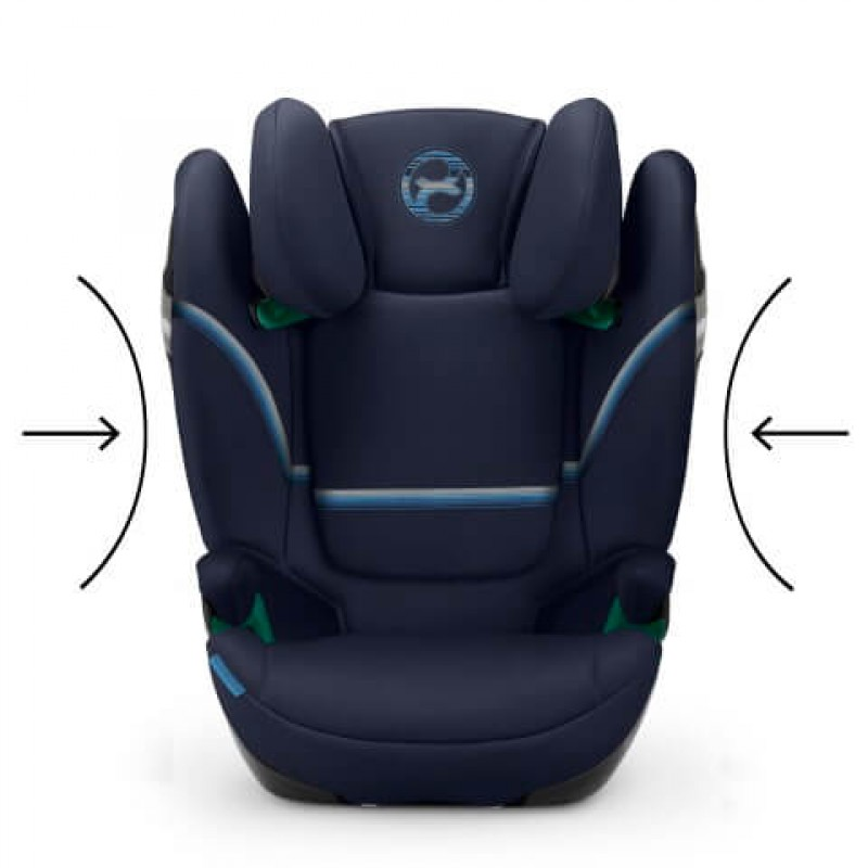 Κάθισμα Αυτοκινήτου Cybex Solution S i-Fix 15-36kg Navy Blue